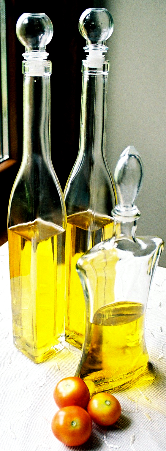 kalorier i olivolja