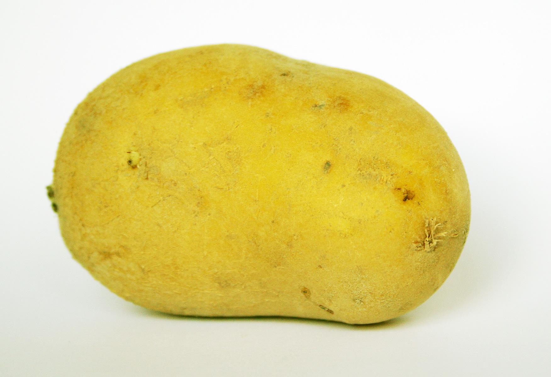 bakad potatis kalorier